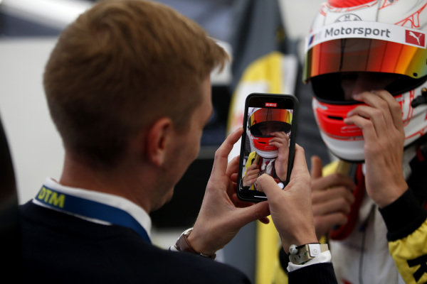 Sheldon van der Linde, ROWE Racing.