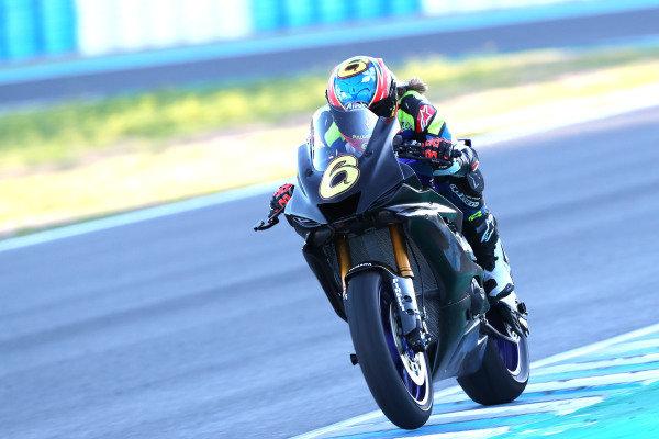 Maria Herrera, MS Racing.