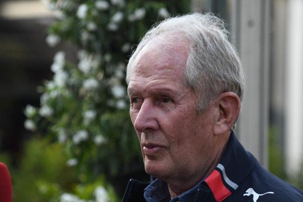 Helmut Markko, Consultant, Red Bull Racing
