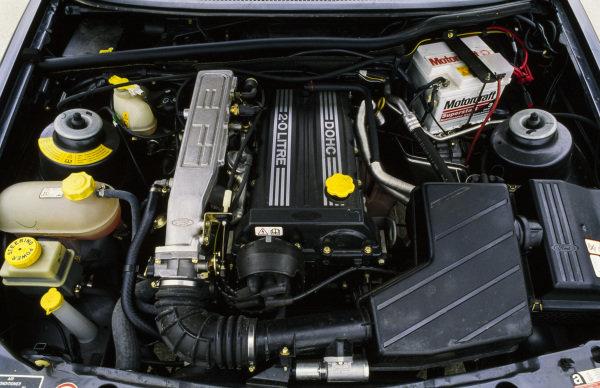 Ford Sierra XR4i.