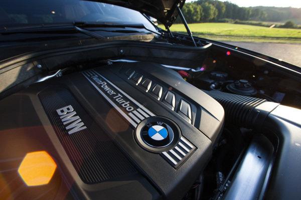 BMW X5 40d, 2012