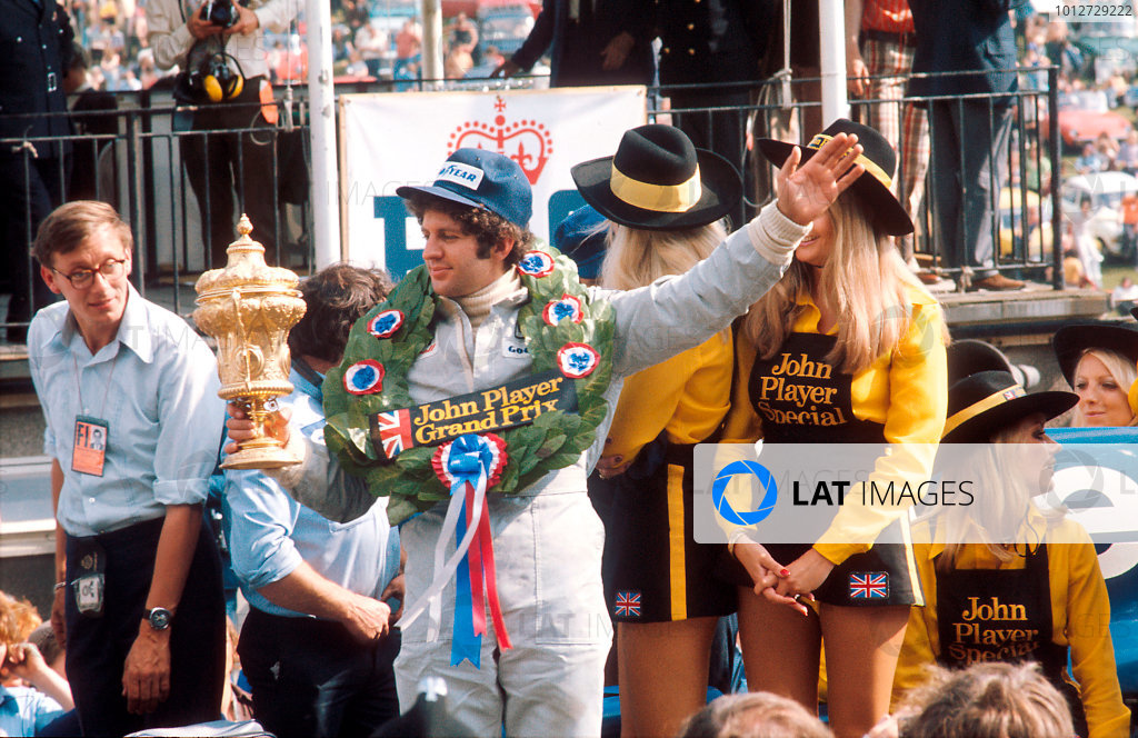 1974 British Grand Prix.