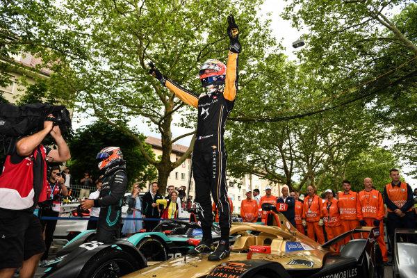 Jean-Eric Vergne (FRA), DS TECHEETAH, DS E-Tense FE19, 1st position