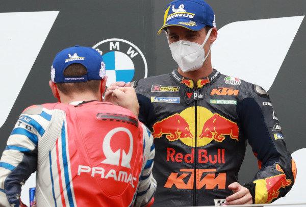 Jack  Miller, Pol Espargaro, Red Bull KTM Factory Racing.