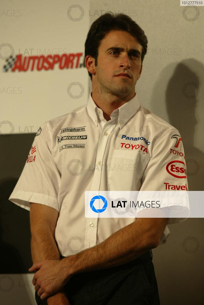 2003 Autosport International.