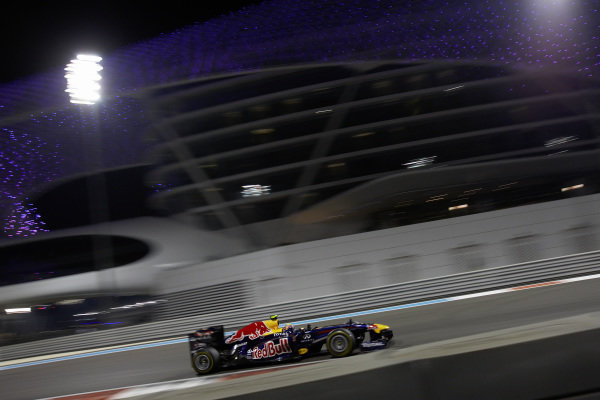 Mark Webber, Red Bull RB7 Renault.