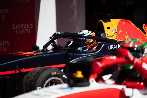Juri Vips (EST, Hitech Grand Prix)