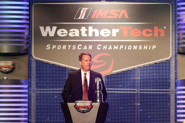 3 October, 2016, Braselton, Georgia,  USA Mark Kent, Director, GM Racing ?2016, Michael L. Levitt LAT Photo USA