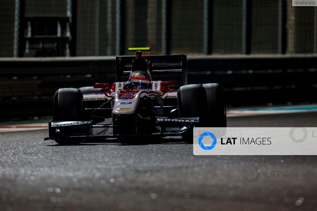 GP2 Test 3 - Yas Marina, Abu Dhabi