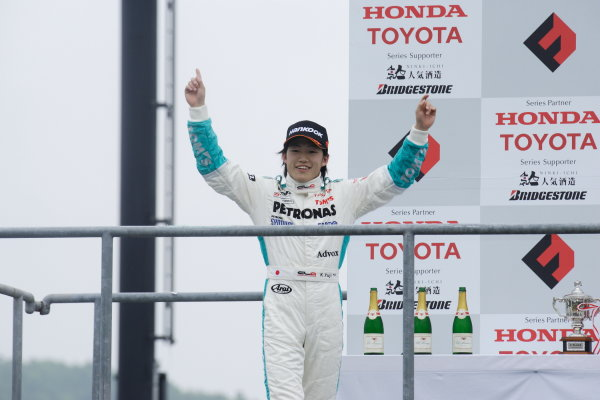 Round 3 & 4 - Twin Ring Motegi.