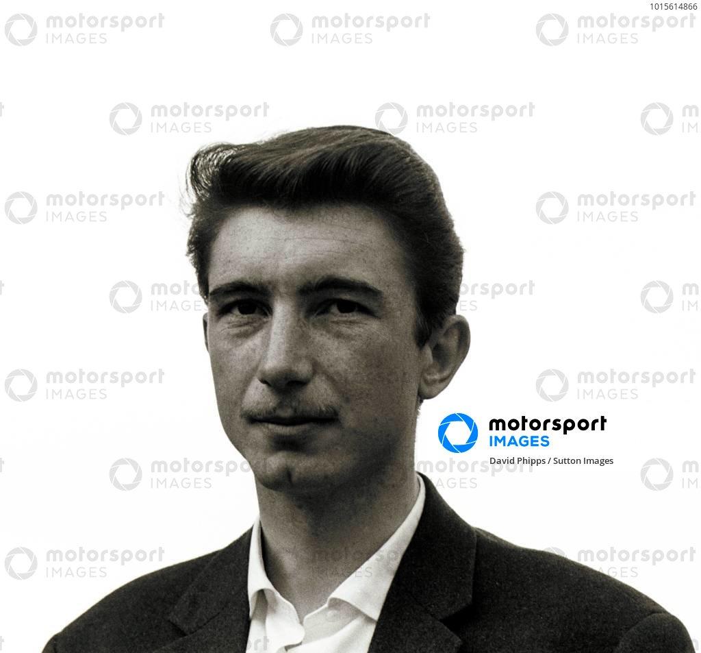 Jo Siffert(SUI)  Monaco 1962
