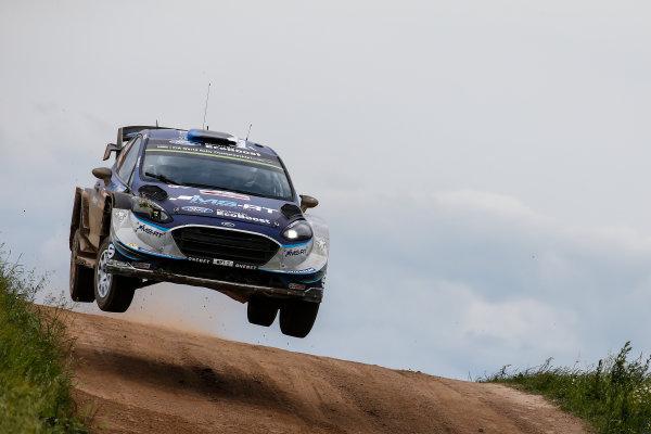 2017 FIA World Rally Championship, Round 08, Rally Poland / June 29 - July 2 2017, Ott Tanak, Ford, action, Worldwide Copyright: McKlein/LAT