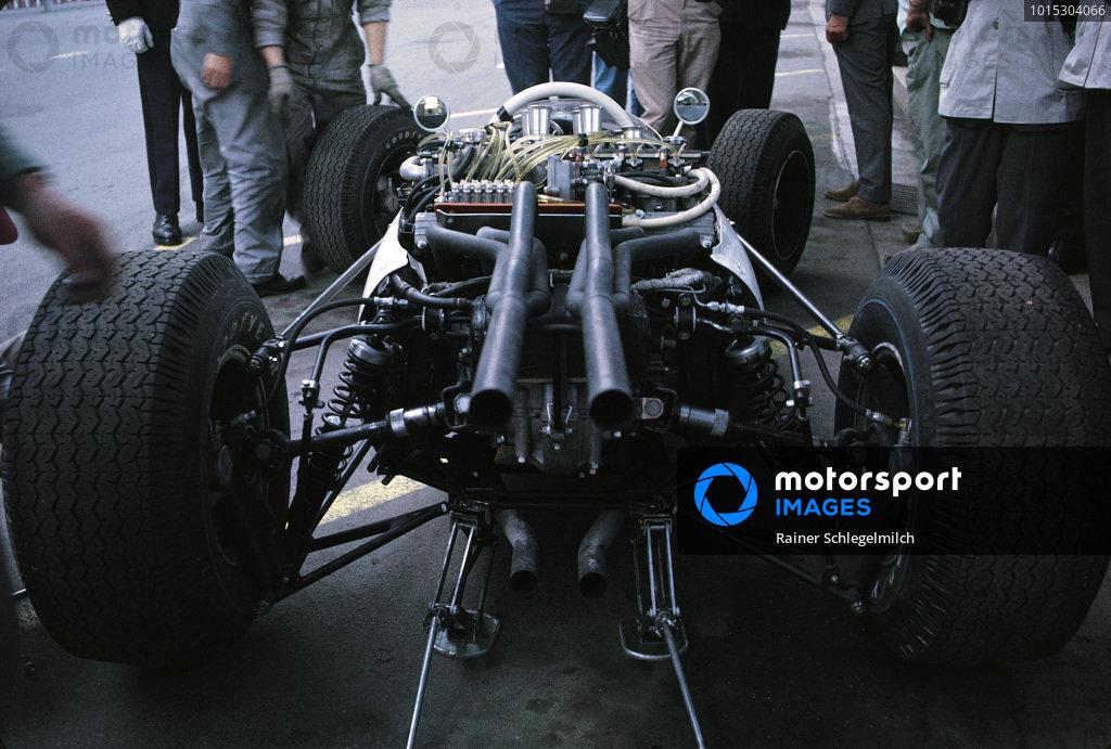 Richie Ginther's Honda RA272.