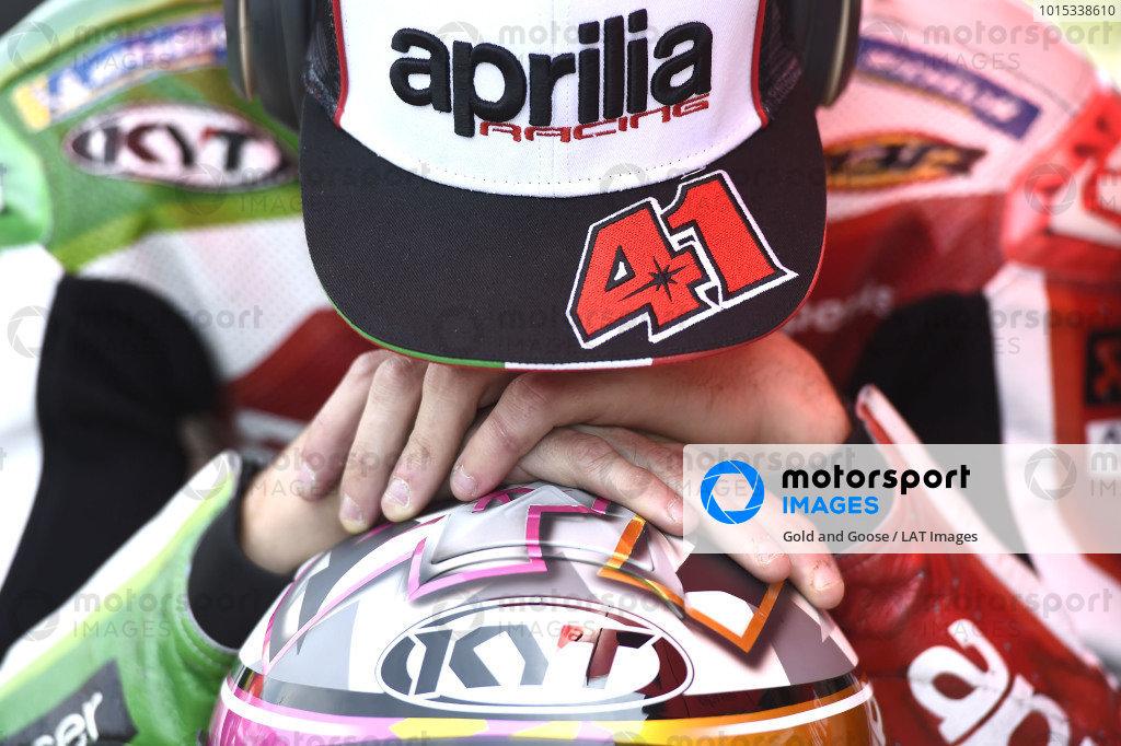 Aleix Espargaro, Aprilia Racing Team Gresini.
