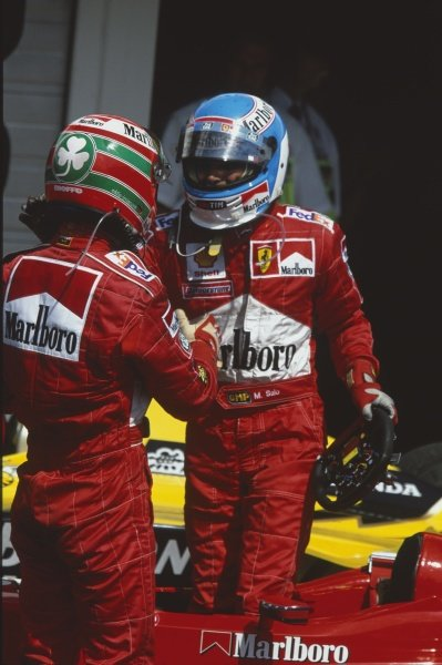1999 German Grand Prix.