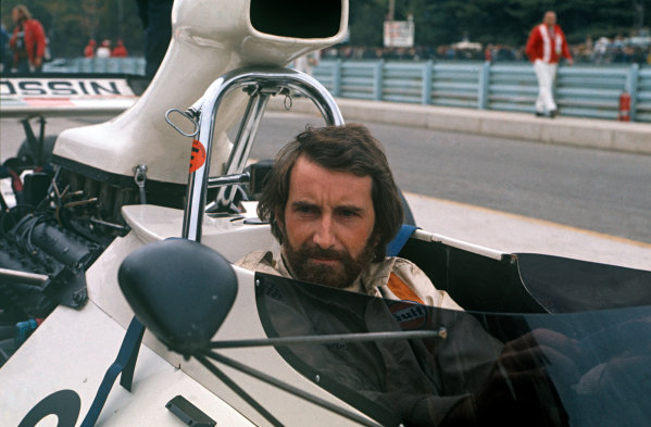 1973 United States Grand Prix.  Watkins Glen, New York, USA. 5-7th October 1973.  John Watson, Brabham BT42 Ford.  Ref: 73USA44. World Copyright: LAT Photographic