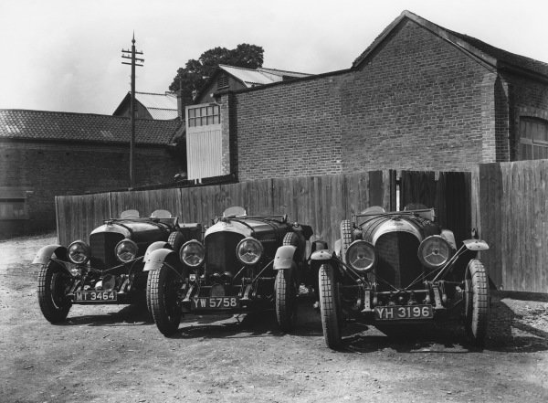 1929 Le Mans 24 hours.