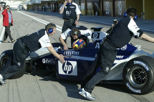 Vitantonio Liuzzi (ITA) Williams