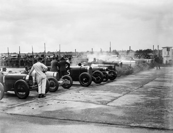 1927 BARC Whitsun Monday Meeting.