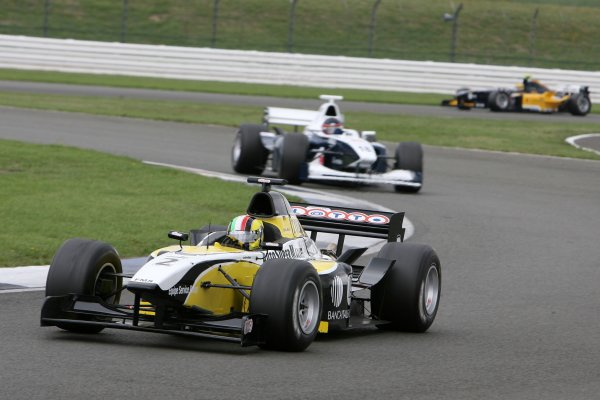 2006 F3000 ChampionshipSilverstone, England.13th August 2006G RicciWorld Copyright - Ebrey/LAT Photographic