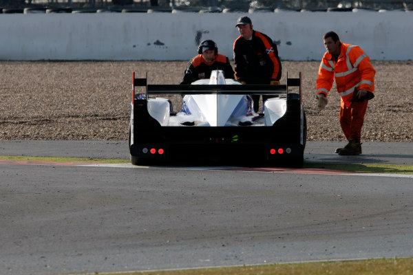 2013 FIA WEC Championship, Silverstone, Northamptonshire. 12th - 14th April 2013. Alexander Wurz / Nicolas Lapierre Toyota Racing TS030. World Copyright: Ebrey / LAT Photographic.