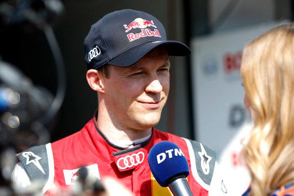 Mattias Ekström, Audi Sport Team Abt Sportsline.