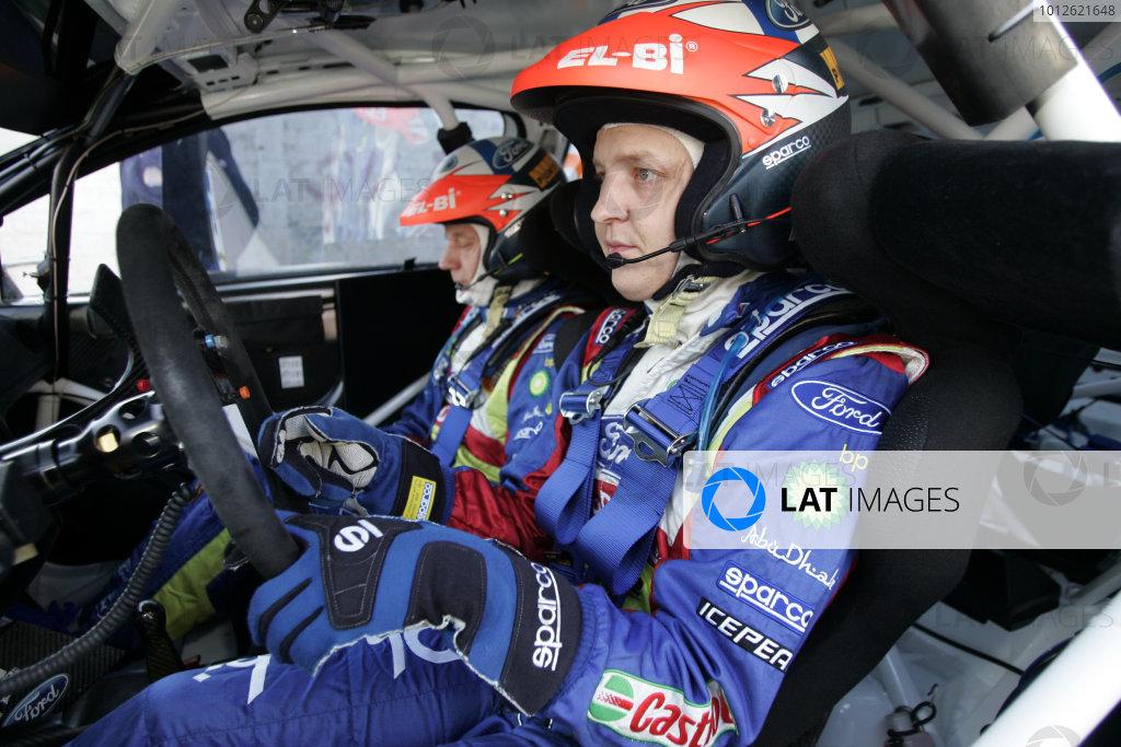 2010 FIA World Rally ChampionshipRound 02Rally Mexico 4-7 Mars 2010Mikko Hirvonen, Ford WRC, PortraitWorldwide Copyright: McKlein/LAT