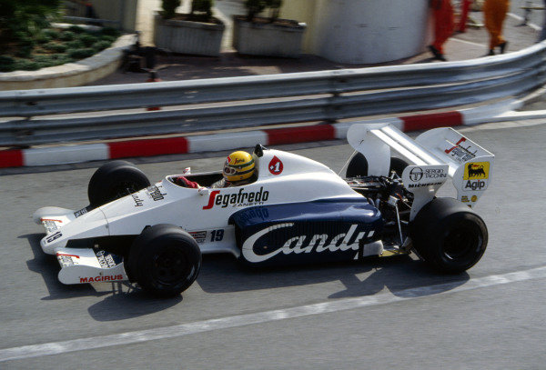1984 Monaco Grand Prix