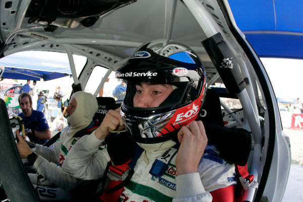 2004 FIA World Rally Champs. Round eleven, Rally Japan.2nd-5th September 2004.Markko Martin, Ford, portrait.World Copyright: McKlein/LAT