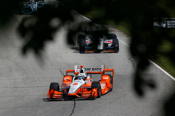 Verizon IndyCar Series Kohler Grand Prix Road America, Elkhart Lake, WI USA Friday 23 June 2017 Josef Newgarden, Team Penske Chevrolet World Copyright: Phillip Abbott LAT Images ref: Digital Image abbott_elkhart_0617_0271