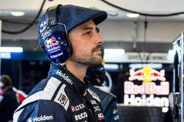 Shane van Gisbergen, Triple Eight Race Engineering Holden Earl Bamber