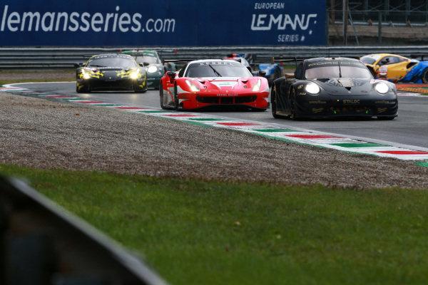 #77 Porsche 911 RSR / DEMPSEY - PROTON RACING / Christian Ried / Michele Beretta / Alessio Picariello