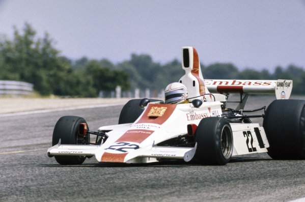 Alan Jones, Hill GH1 Ford.