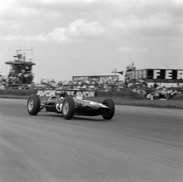 Jim Clark, Lotus 25 Climax.
