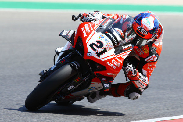 Michael Ruben Rinaldi, Barni Racing Team.