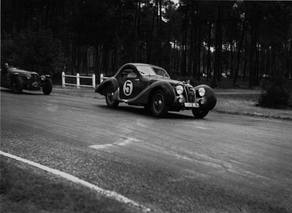 Le Mans, France. 18-19 June 1938.