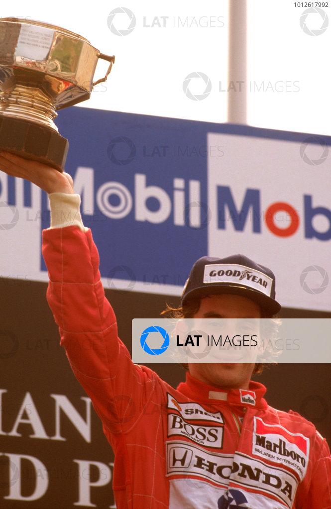 1989 Belgian Grand Prix.