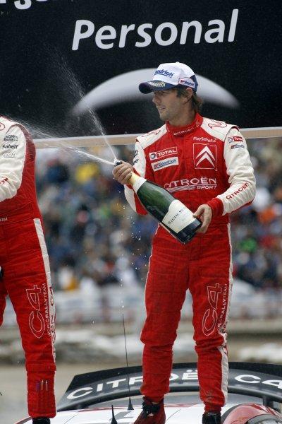 2007 FIA World Rally Champs. Round 6Rally Argentina, 3 May - 6 May Sebastien Loeb, Citroen, actionWorld Copyright: McKlein/LAT