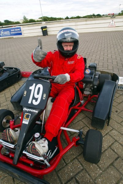 Gary Farnes (GBR) Accountant finished fifteenth.   