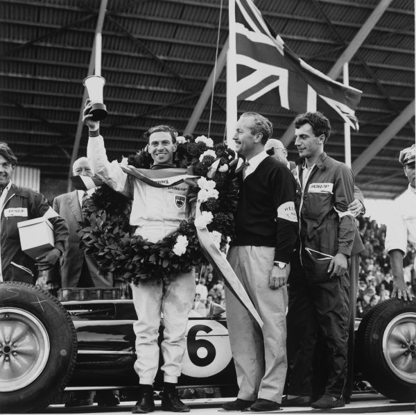 Zandvoort, Netherlands. 23 June 1963.