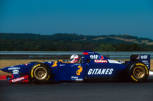 Hungaroring, Hungary.