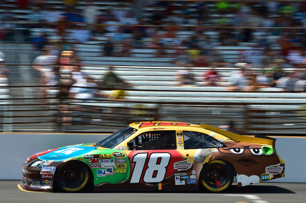 July 26-29, 2012, Indianapolis, Indiana , USAKyle Busch, M&M's Toyota Camry car(c) 2012, LAT SouthLAT Photo USA
