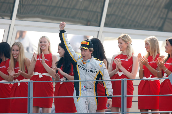 Autodromo di Monza, Monza, Italy. 9th September. Sunday Race