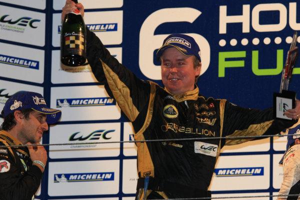 Fuji Speedway, Japan, 12th-14th October, 2012,Bart HaydenWorld Copyright Ebrey/LAT Photographic