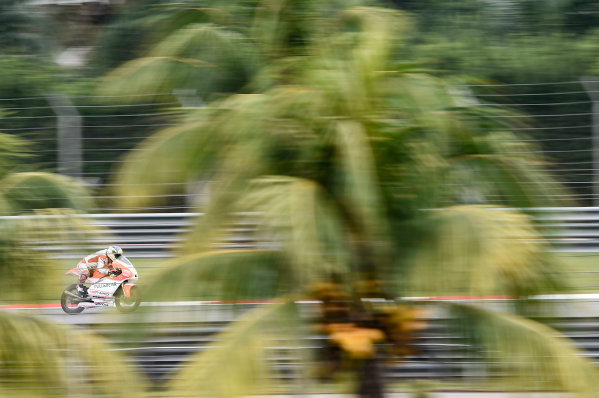 2017 Moto3 Championship - Round 17 Sepang, Malaysia. Friday 27 October 2017 Maria Herrera, AGR Team World Copyright: Gold and Goose / LAT Images ref: Digital Image 25076