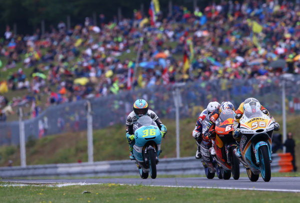 2017 Moto3 Championship  - Round 10 Brno, Czech Republic Sunday 6 August 2017 Juan Francisco Guevara, RBA Racing Team World Copyright: Gold and Goose / LAT Images ref: Digital Image 51021