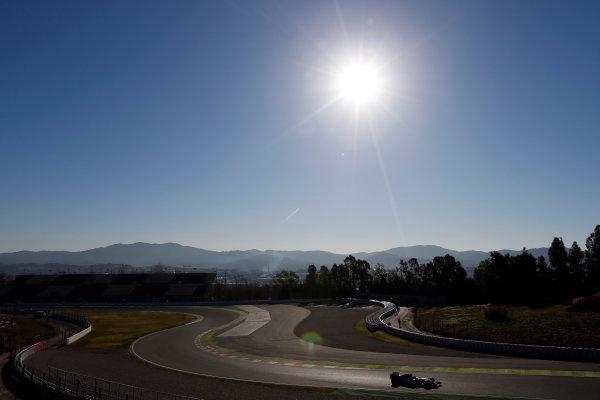 Circuit de Catalunya, Barcelona, Spain Tuesday 01 March 2016. Nico Rosberg, Mercedes F1 W07 Hybrid.  World Copyright: Zak Mauger/LAT Photographic ref: Digital Image _79P9546