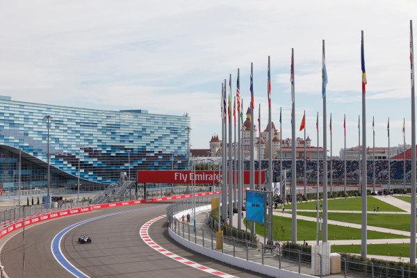 2015 GP3 Series Round 7. Sochi Autodrom, Sochi, Russia. Sunday 11 October 2015. Jimmy Eriksson (SWE, Koiranen GP)  World Copyright: Zak Mauger/LAT Photographic ref: Digital Image _MG_3626
