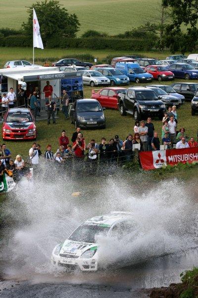 Roman KrestaJim Clark Rally2006 British Rally ChampionshipKelso, ScotlandWorldwide copyright: Ebrey/LAT Photographic