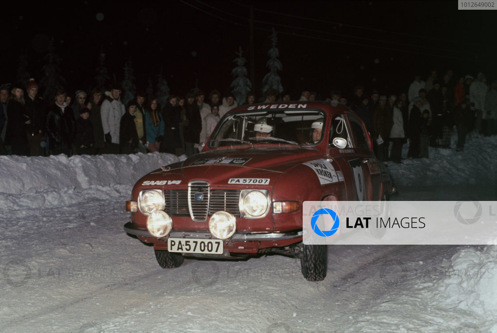 Karlstad, Sweden. 17th - 20th February 1972.